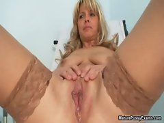 Horny doctor gets dirty with this sexy