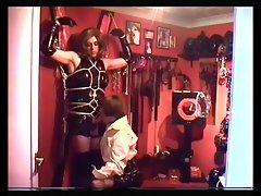 Alison Thighbootboy and Mistress Paula - Rope Bondage