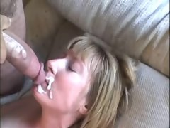 Bushy Redhead Seductive mom Tabitha Finally Gets It In The Butt