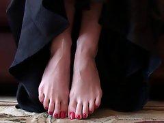 So sensual feet