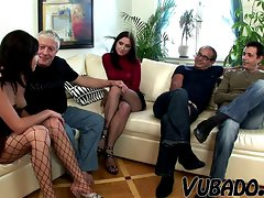 EXTREME SEX BY Attractive mature VUBADO COUPLES !!