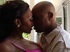 cheating lustful ebony