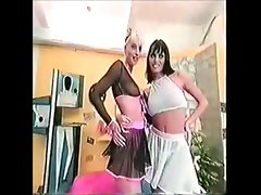 Anita Blond and Diana Stevenson