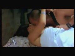 Sensual indian Reshma's Knockers Caressed