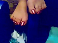 Sensual feet 6