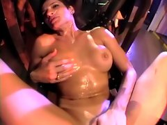 Kimberly Kyle - Gang Bang Queen!
