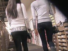 Gaunt Saucy teens Shoe Shopping