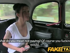 FakeTaxi I cum in her bum in the back of my taxi