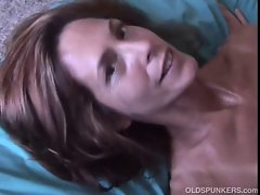 Really sensual attractive mature chick Sherry loves to fuck