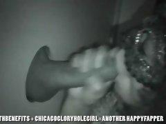 BBCwithBenefits + ChicagoGloryHoleGirl