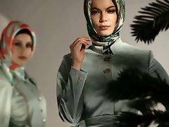 Arabian hijab 2