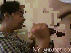 NYhandjobs.com - Stuck Up Jennifer displays hand work - Preview