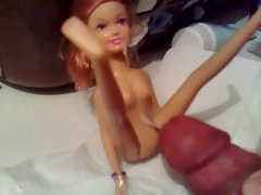 Doll tart love cum