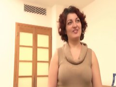 Andra a cougar sodomised