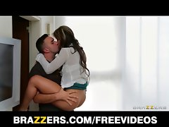 Dominant Latina Cougar Esperanza Gomez bangs her neighbour