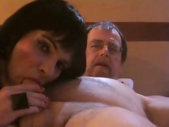 Amateur CD Crossdresser Bangs And Strokes For Cum