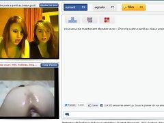Epic ladies reactions on webcam 3