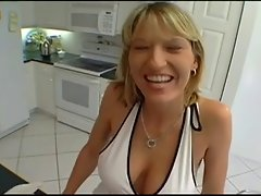 The Lovely Mature whore wants to do a Porn (MILF)