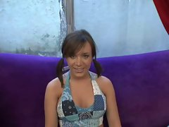 Casting Couch Luscious teens - Jaclyn Case