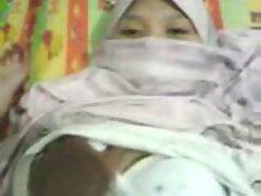 arabian hijab chudai 18