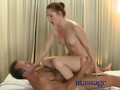 Massage Rooms 19yo blond and red head get deep orgasm